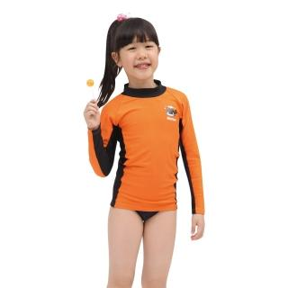 【≡MARIUM≡】兒童半身水母衣-橘色(MAR-2809)