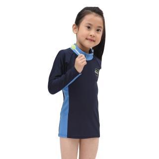 【≡MARIUM≡】兒童半身水母衣-長袖(MAR-2807)