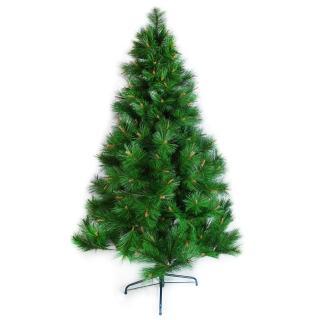 【聖誕裝飾品特賣】台灣製 6呎/6尺(180cm特級松針葉聖誕樹裸樹(不含飾品 不含燈)