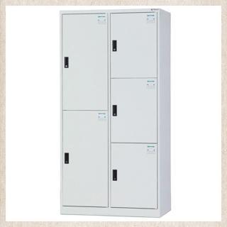 【時尚屋】DJ多用鋼製辦公置物櫃(18-1)