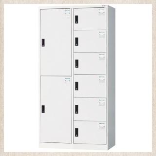 【時尚屋】DJ多用鋼製辦公置物櫃(20-4)