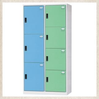 【時尚屋】DJ多用途鋼製辦公置物櫃(19-4)