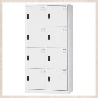 【時尚屋】DJ多用途鋼製辦公置物櫃(18-4)