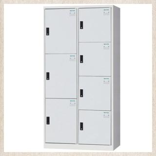 【時尚屋】DJ多用途鋼製辦公置物櫃(19-5)