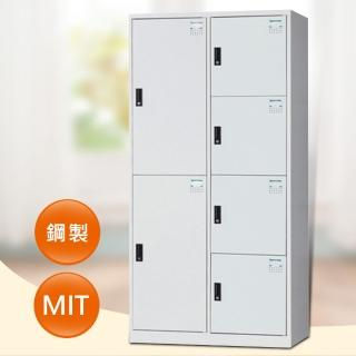 【時尚屋】DJ多用途鋼製辦公置物櫃(19-1)