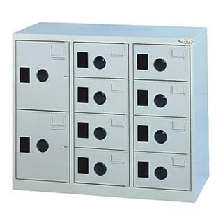 【時尚屋】DJ多用途塑鋼製辦公置物櫃(25-4)