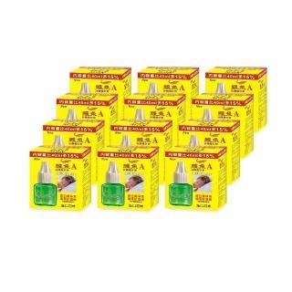 【鱷魚】水性液體電蚊香(無香料-12盒)