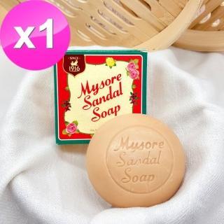 【印度MYSORE】 頂級檀香皂(150克1個)