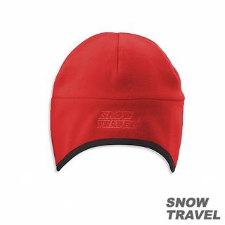 【SNOW TRAVEL】 WINDBLOC防風保暖遮耳帽(紅色)