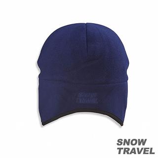 【SNOW TRAVEL】 WINDBLOC防風保暖遮耳帽(藍色)