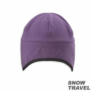 【SNOW TRAVEL】 WINDBLOC防風保暖遮耳帽(深紫)