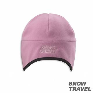 【SNOW TRAVEL】 WINDBLOC防風保暖遮耳帽(粉紅)