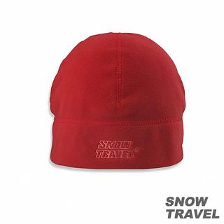 【SNOW TRAVEL】WINDBLOC防風保暖透氣帽(紅色)