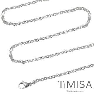 【TiMISA】曖昧 純鈦項鍊