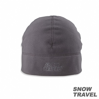 【SNOW TRAVEL】WINDBLOC防風保暖透氣帽(灰色)