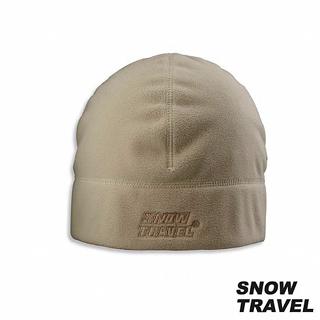 【SNOW TRAVEL】WINDBLOC防風保暖透氣帽(卡其)
