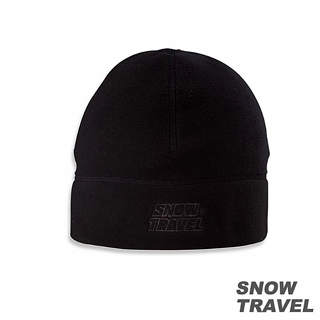 【SNOW TRAVEL】WINDBLOC防風保暖透氣帽(黑色)