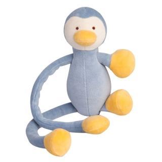 【美國miYim】有機棉瑜珈娃娃(噗噗企鵝)