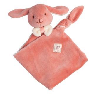 【美國miYim】有機棉安撫巾(邦尼兔兔)