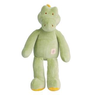 【美國miYim】有機棉安撫娃娃(阿里鱷魚 32cm)