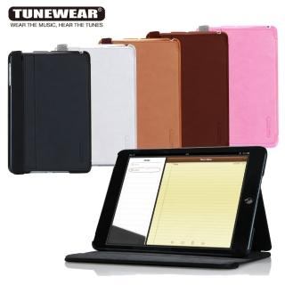 【TUNEWEAR】TUNEFOLIO Classic for iPad mini/mini 2/mini Retina(機能型經典皮套)