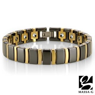 【MASSA-G】Deco系列 暗黑風華 陶瓷手環