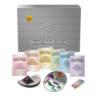 【LONPOS 龍博士】魔術金字塔25週年紀念版1200題(贈 方塊迷思一盒)