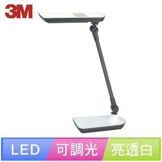 【3M】58°博視燈系列可調光LED檯燈 LD6000(亮透白)