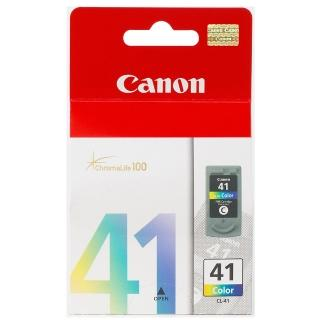 【CANON】CL-41 原廠彩色墨水匣