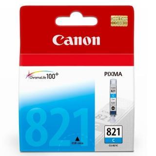 【CANON】CLI-821C 原廠藍色墨水匣