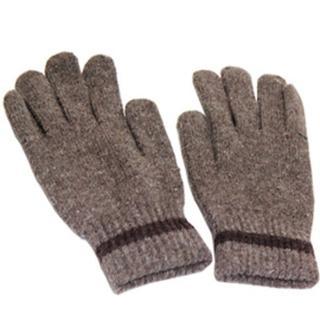 【OMAX】保暖針織手套