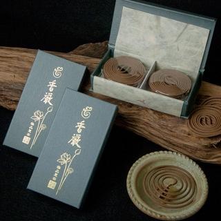 【法藏沉香】惠安沉香-香嚴2小時盤香