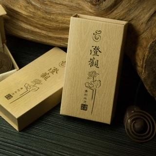 【法藏沉香】青州沉香-澄觀4小時盤香(5盒入-天然沉香木香-)