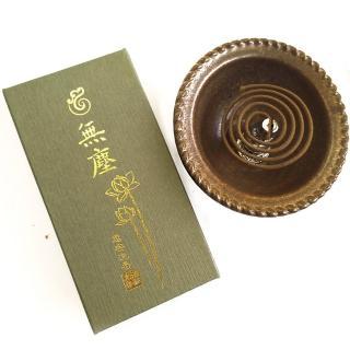 【法藏沉香】惠安沉香-無塵2小時盤香(3盒入)