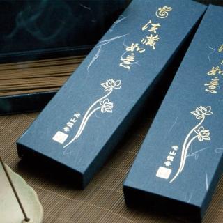 【法藏沉香】老山檀香-如意七寸臥香(4盒入)