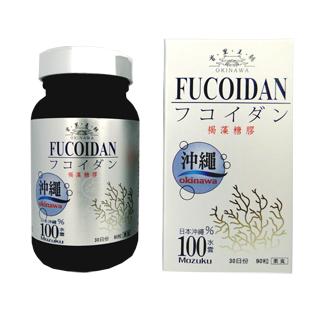 【沖繩】褐藻糖膠膠囊90粒
