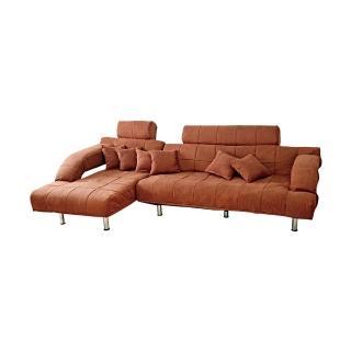 【伊登沙發床】『漢克』獨立筒組合沙發床