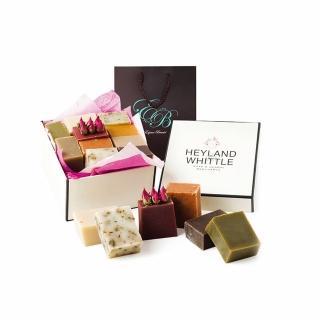 【H&W英倫薇朵】粉紅佳人香氛皂禮盒