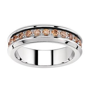 【ROYAL DAMON羅亞戴蒙】『高貴的香檳黃』戒指