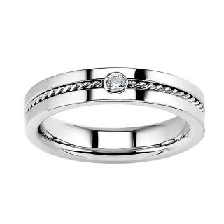 【ROYAL DAMON羅亞戴蒙】『纏綿』戒指(小)