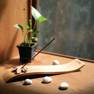 【荒木雕塑藝品】桐花如意香插