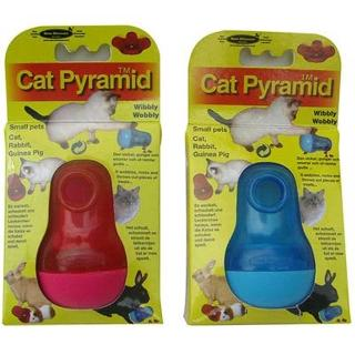 【Nina Ottosson】瑞典寵物益智玩具-貓貓不倒翁(小型)