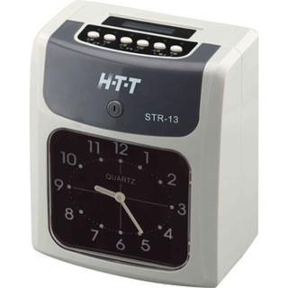 【HTT】六欄位打卡鐘(STR-13)