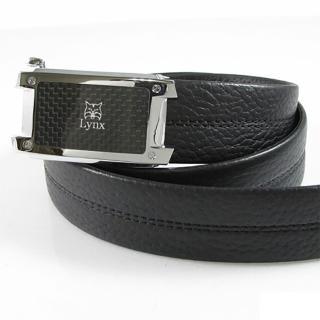 【Lynx】自動扣時尚紳士皮帶 LY11-836-99