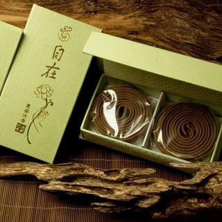 【法藏沉香】惠安沉香-自在2小時盤香(6盒入)