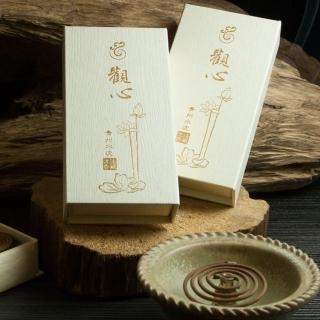【法藏沉香】青州沉香-觀心2小時盤香(3盒入)