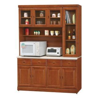 【顛覆設計】道格5.3尺樟木石面餐櫃全組