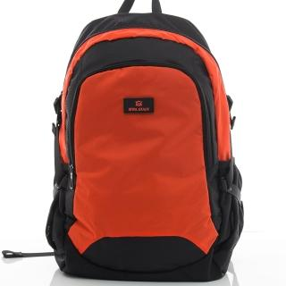 【HWAGUAN】超輕透氣平板背包(橘)