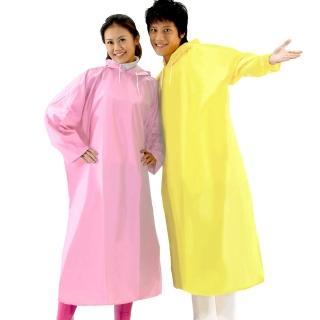 【三和牌】輕巧型隨身雨衣(50入 不挑色)