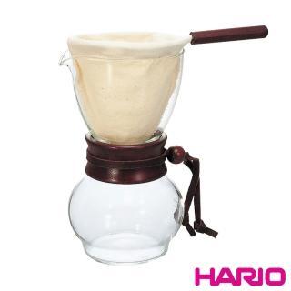 【HARIO】濾布手沖咖啡壺1-2杯(DPW-1)